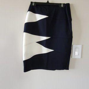 Dresses & Skirts - Black/white skirt